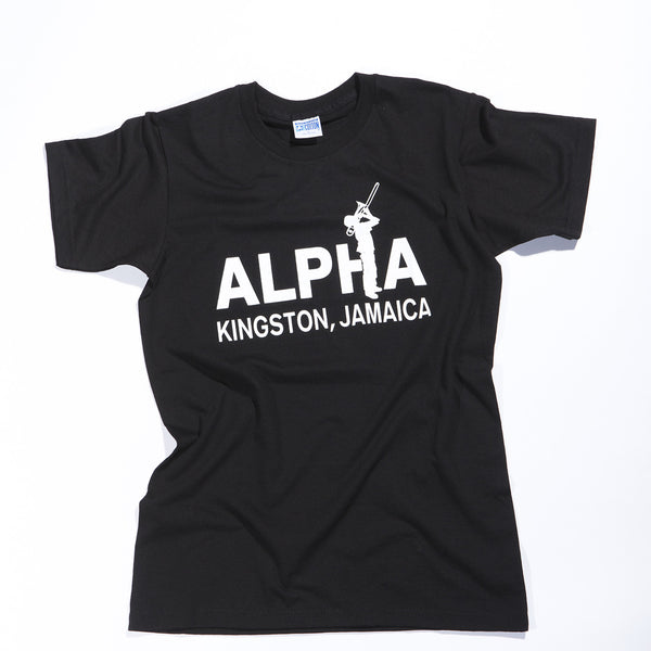 ALPHA BOYS SCHOOL TEE