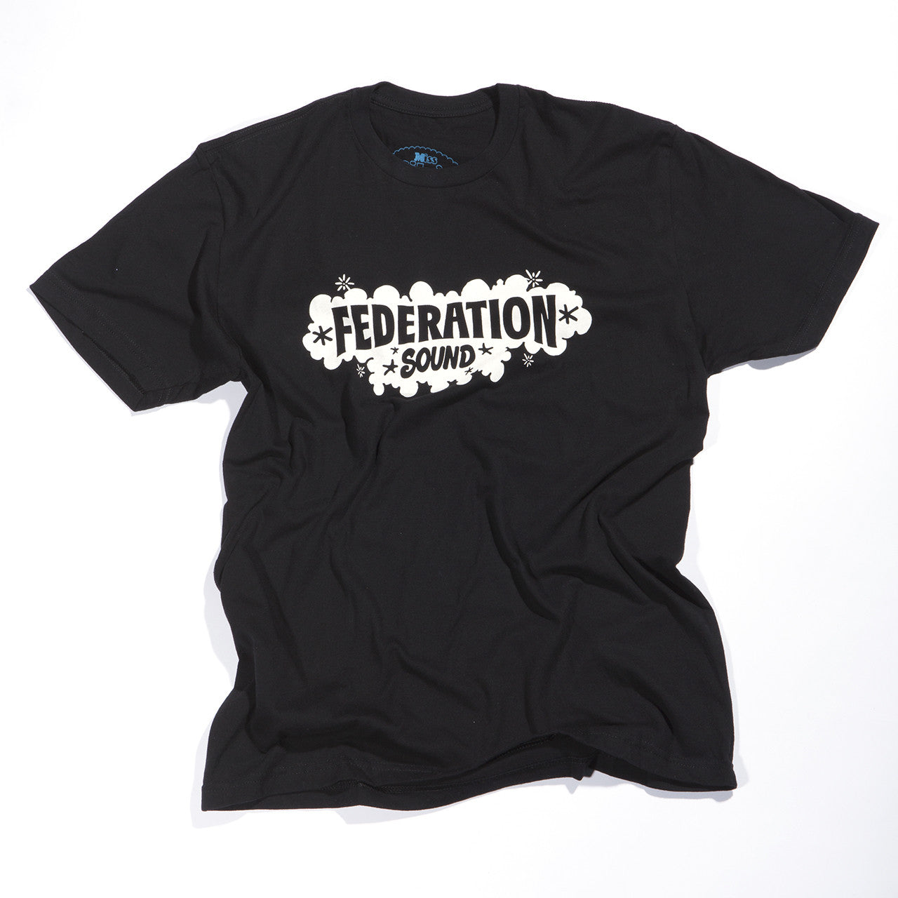 FEDERATION SOUND LOGO TEE