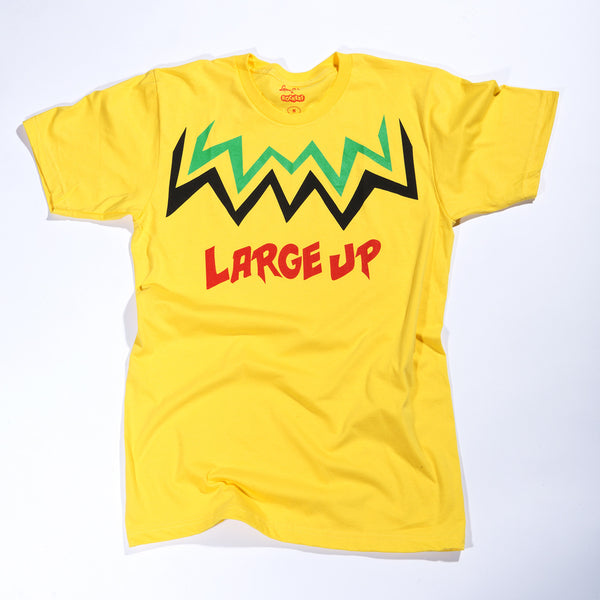 LARGE UP x ROCKERS NYC TEE