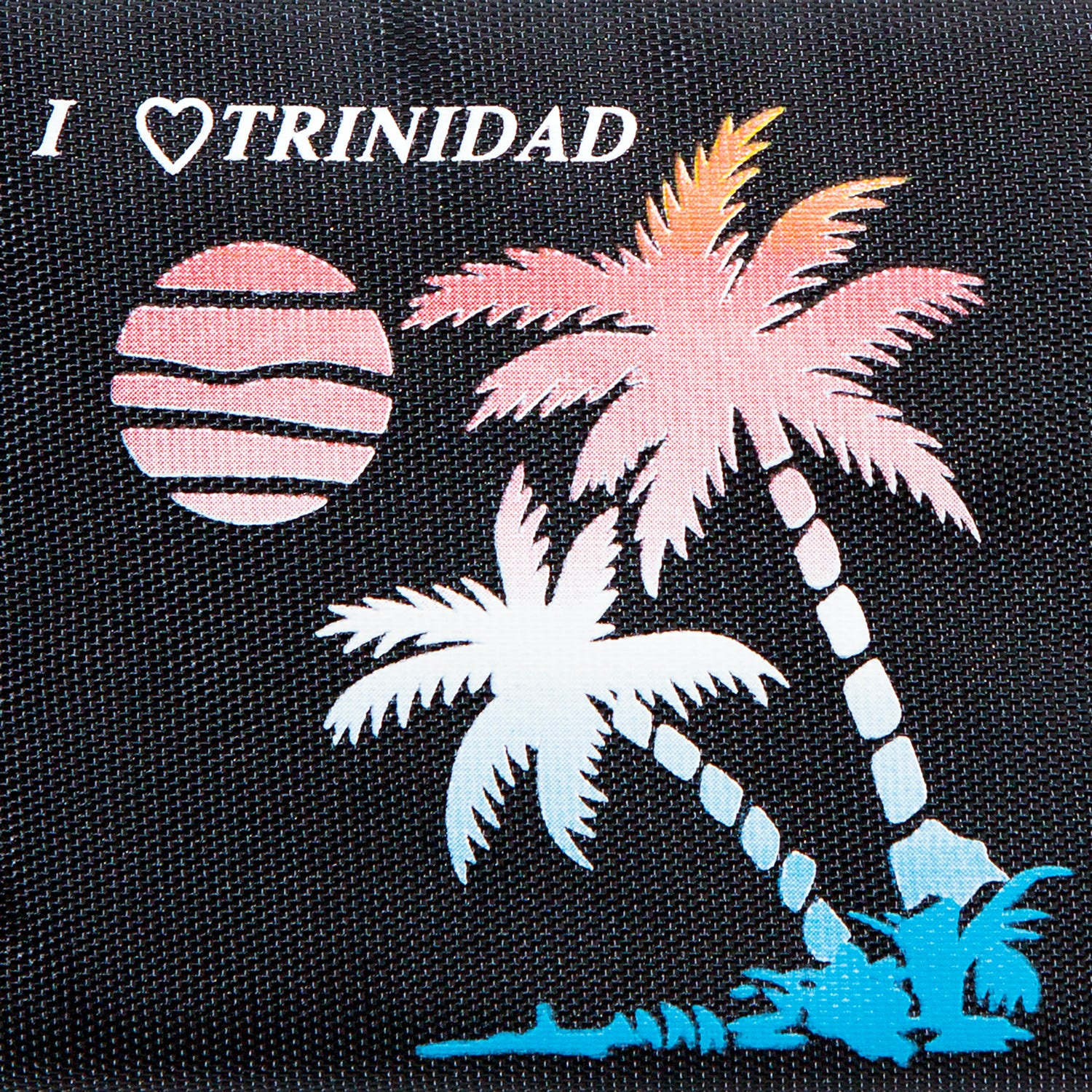 I LOVE TRINIDAD WALLETS (DEADSTOCK)