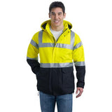 Embroidered Hi-Vis Jacket Uniform