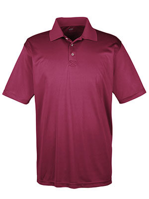 Cool-n-Dry Sport Performance Interlock Polo  for men and women with custom business logo