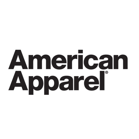 Custom American Apparel Clothing