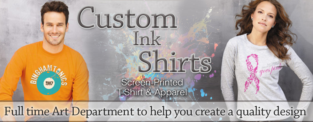 Custom Ink Shirts