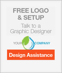 Free Logo and Setup