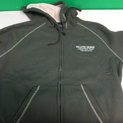 EZ Corporate Custom Clothing Custom Embroidered Logo Custom Jacket