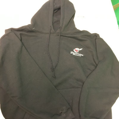 EZ Corporate Custom Clothing Custom Sweatshirt Custom Embroidered Logo