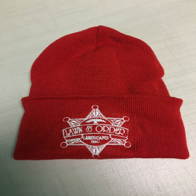 EZ Corporate Custom Clothing Custom Winter Hat Custom Embroidered Logo