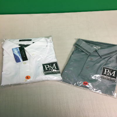 EZ Corporate Custom Clothing Custom Embroidered Logo Custom Polos