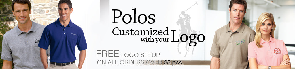 Customized Polo Shirts