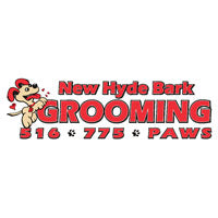 Hyde Bark Grooming Custom Printed Logo