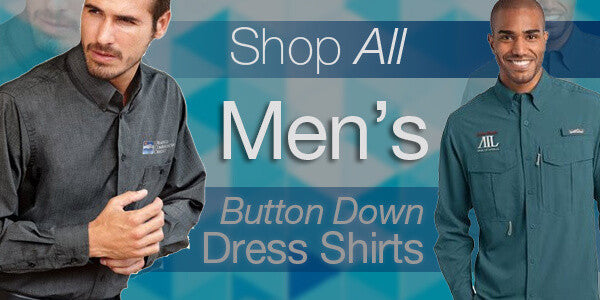 Men's Button Downs and Wovens