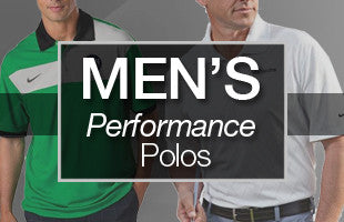 Men's Performance Polos