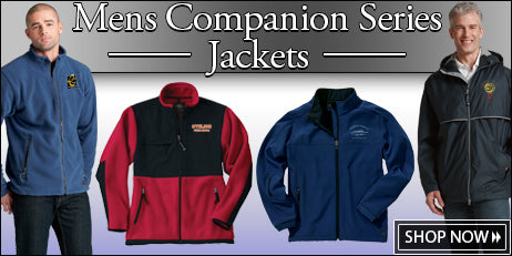 Men's Companion Series Jackets