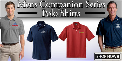 Men's Companion Series Polo Shirts