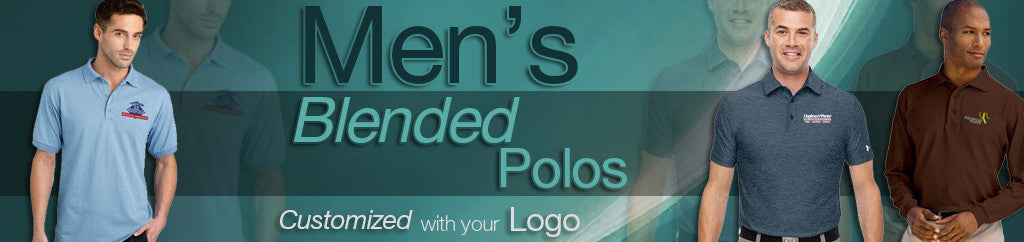 Men's Blended Corporate Polos