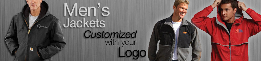 Personalized Men's Jackets