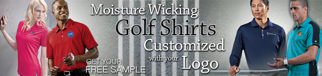 Customized Golf Shirts