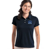 Custom Embroidered Nike Golf Ladies Dri-Fit Pebble Texture Polo