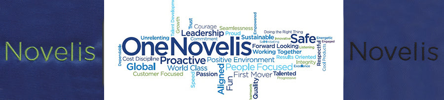 Novelis Custom Clothing