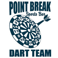 Point Break Custom Printed Logo
