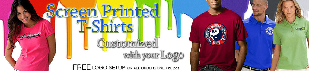 Promotional T-Shirt Design and Custom Screen Printing Services