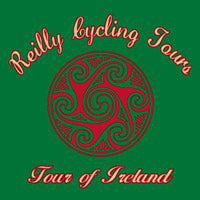 Reilly Cycling Ireland Custom Printed Logo