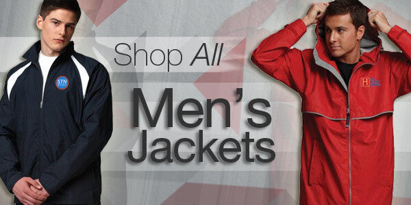 Shop All Men's Jackets