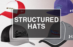Structured Hats