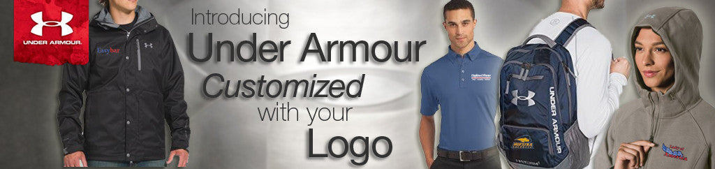 Under Armour: Introducing Under Armour Customized with Your Logo