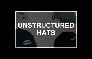 Unstructured Hats