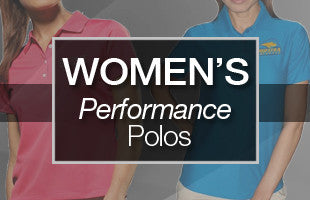 Women's Performance Polos