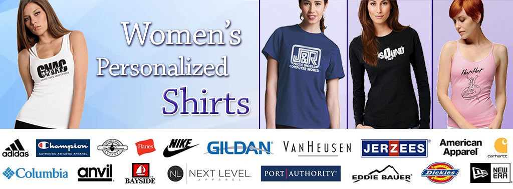 EZ Corporate Clothing - Custom Embroidered Womens Shirts for Ap