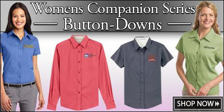 Women's Companion Series Button Down Shirts