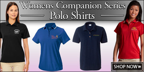 Women's Companion Series Polo Shirts