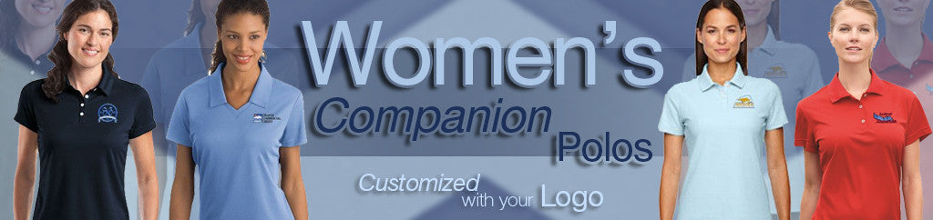 Women's Companion Series Corporate Polos