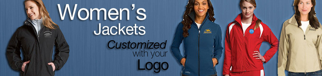 Women's Personalized Jackets