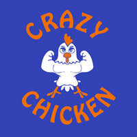 Corporate Logo Crazy Chicken