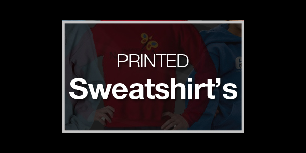 Youth Printed Sweatshirts