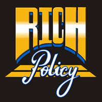 Rich Policy Custom Printed Logo