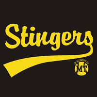 Stingers Custom Printed Logo