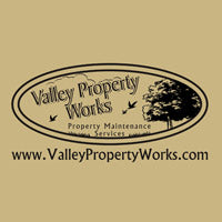 Valley Propery Custom Printed Logo