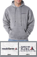 Rockfarm Bayside Hooded Fleece Sweatshirt - EZ Corporate Clothing  - 1