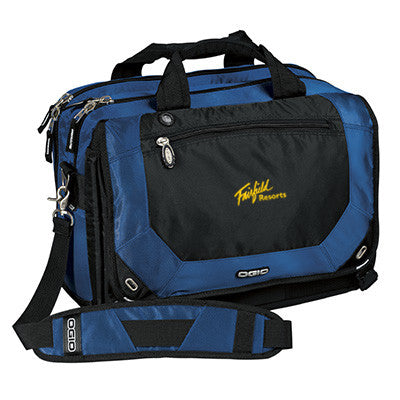 OGIO City Corp Messenger Bag - EZ Corporate Clothing  - 1