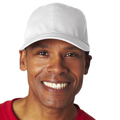 Ultraclub Adult Classic Cut Cotton Twill Cap - EZ Corporate Clothing  - 17