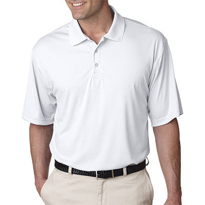 UltraClub Mens Cool-n-Dry Sport Performance Interlock Polo - EZ Corporate Clothing  - 18