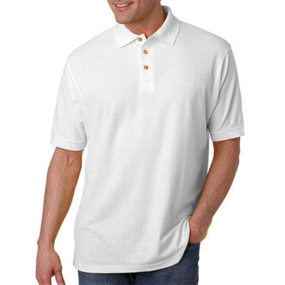 UltraClub Mens Tall Whisper Pique Polo - EZ Corporate Clothing  - 10