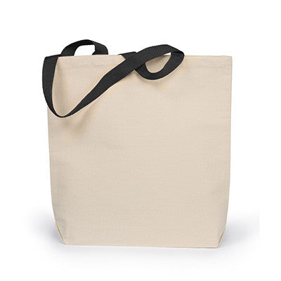 UltraClub Tote with Gusset and Contrasting Handles - EZ Corporate Clothing  - 2