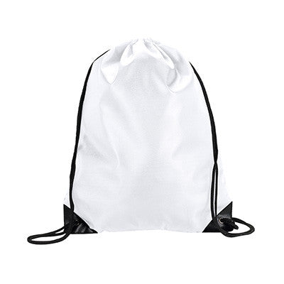 UltraClub Value Drawstring Pack - EZ Corporate Clothing  - 11