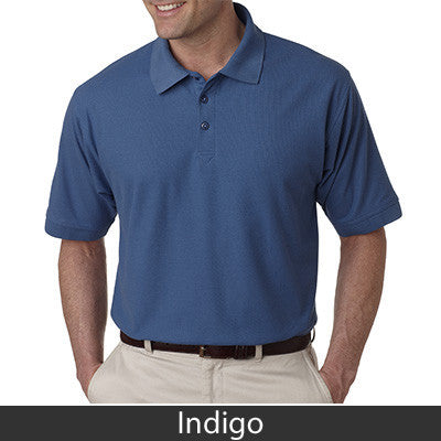 UltraClub Mens Whisper Pique Polo - EZ Corporate Clothing  - 16